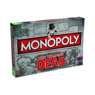 Hasbro Monopoly: The Walking Dead
