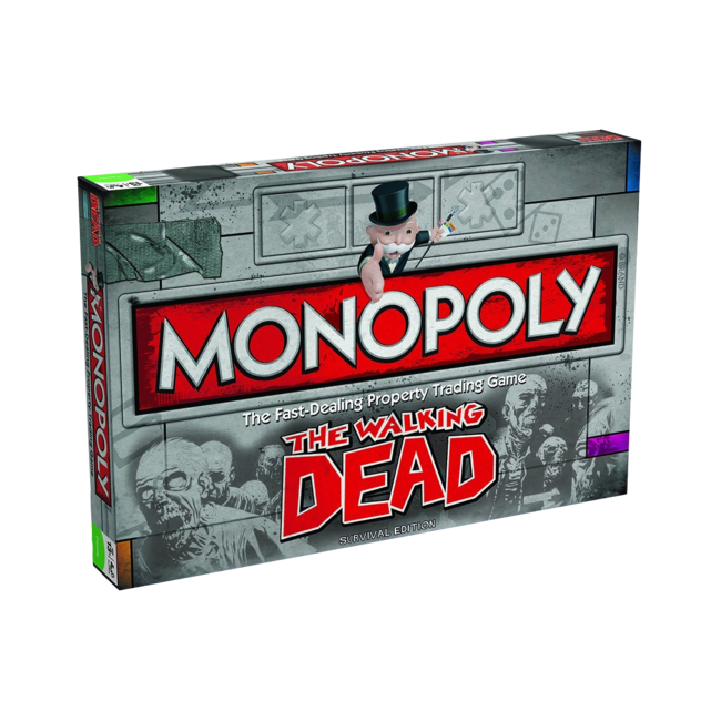 Hasbro Monopoly: The Walking Dead