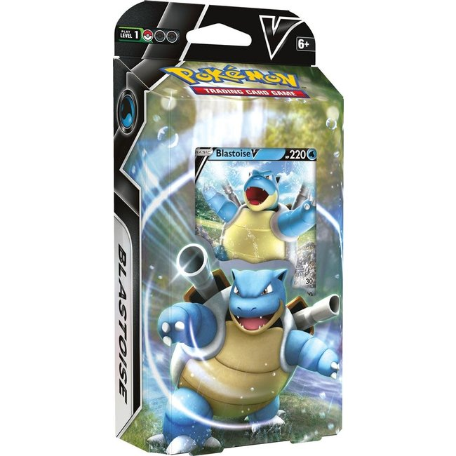 The Pokémon Company international POK TCG V BATTLE DECKS - BLASTOISE