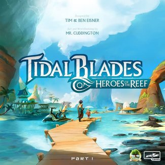 Skybound Games TIDAL BLADES HEROES OF THE REEF