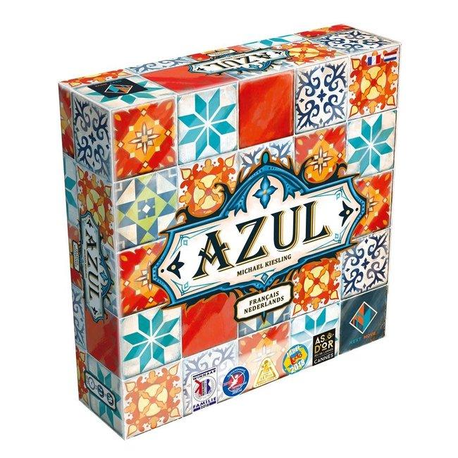 Next Move Azul *NL/FR Editie*