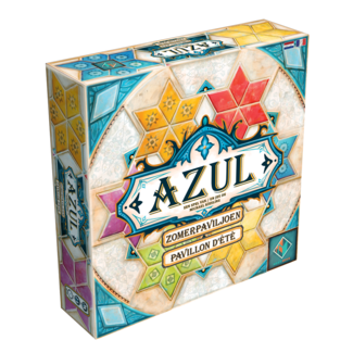 Next Move AZUL ZOMERPAVILJOEN NL/FR
