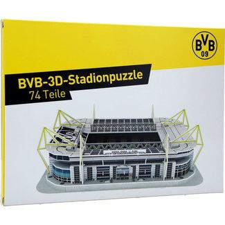 Nanostad 3D Puzzle Borussia Dortmund: Signal Iduna Park 74 pieces