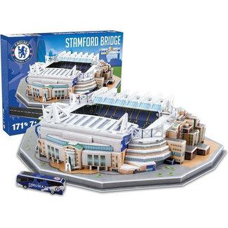 Nanostad 3D Puzzle Chelsea - Stamford Bridge 171 Pieces