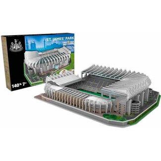 Nanostad 3D Puzzle Newcastele United: ST. James' Park 140 pieces