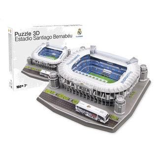 Nanostad 3D Puzzle Real Madrid: Sant Bernabeu 160 pieces