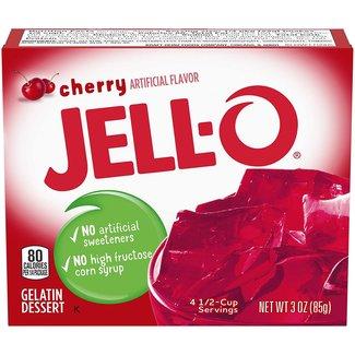 Jell-O Jell-O: Cherry