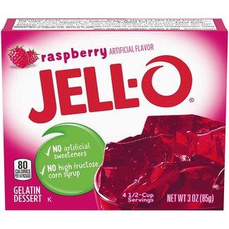 Jell-O Jell-O: Raspberry
