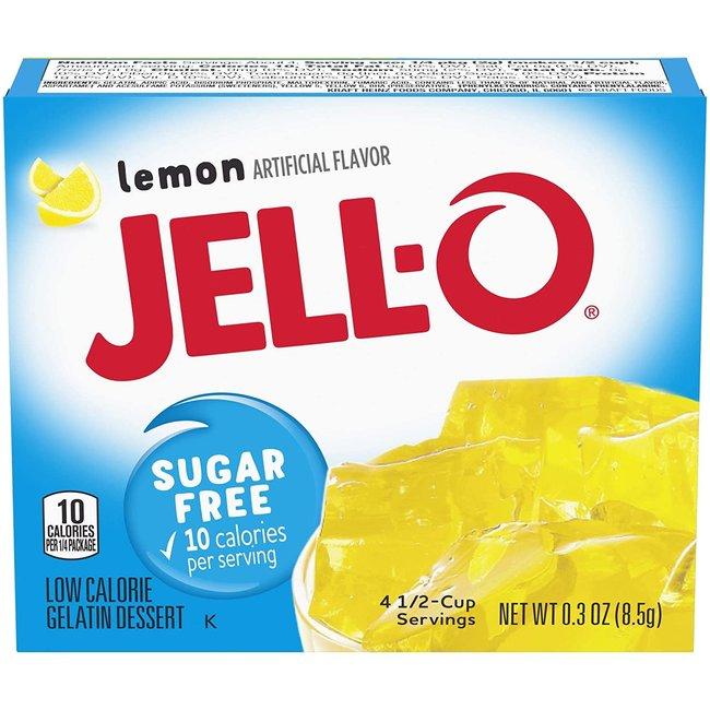 Jell-O Jell-O: Lemon Sugar Free