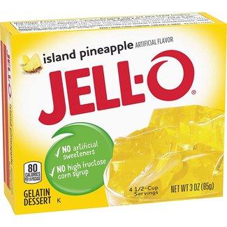 Jell-O Jell-O: Island Pineapple