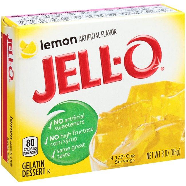 Jell-O Jell-O: Lemon