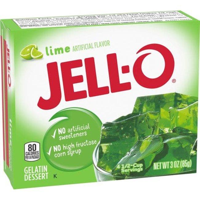 Jell-O Jell-O: Lime