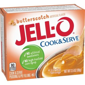 Jell-O Jell-O: Butterscotch