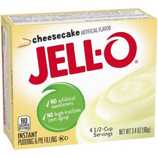 Jell-O Jell-O: Cheesecake