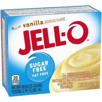 Jell-O Jell-O: Vanilla Sugar Free