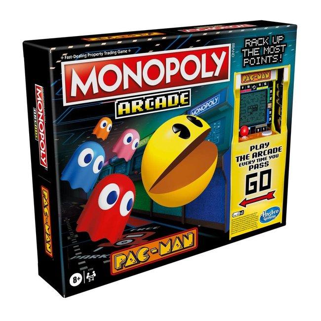 Hasbro MONOPOLY ARCADE PACMAN