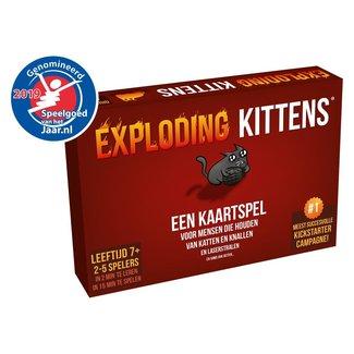 Exploding Kittens EXPLODING KITTENS NL