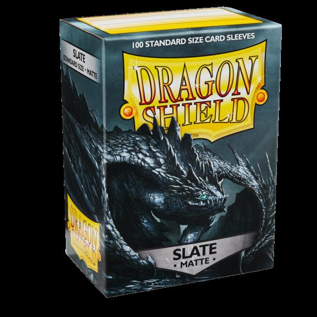 Dragon Shield SLEEVES DRAGON SHIELD MATTE - SLATE (100CT)