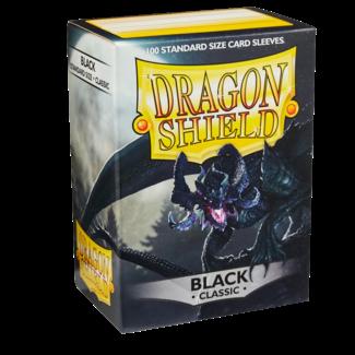 Dragon Shield SLEEVES DRAGON SHIELD - BLACK (100CT)