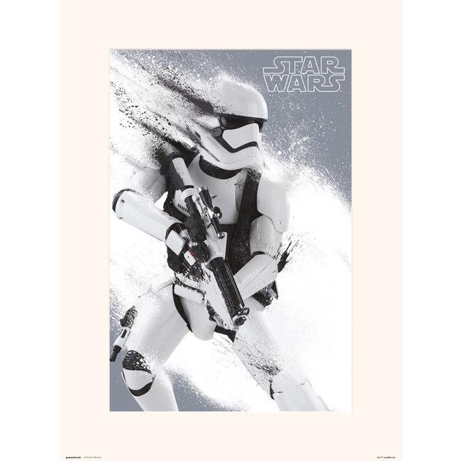 STAR WARS EPISODIO VII STORMTROOPER