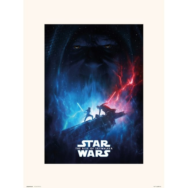 STAR WARS EPISODIO IX ONE SHEET 2