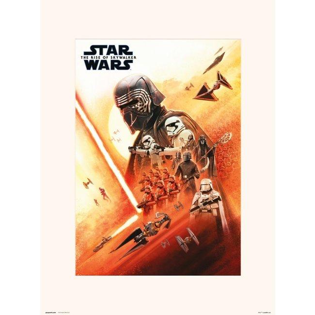 STAR WARS EPISODIO IX FIRST ORDER