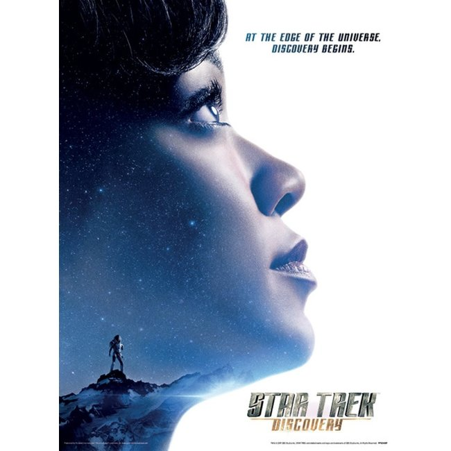 STAR TREK DISCOVERY EDGE OF THE UNIVERSE