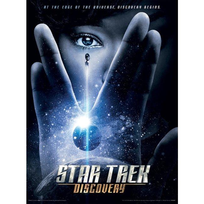 STAR TREK DISCOVERY INTERNATIONAL ONE SHEET