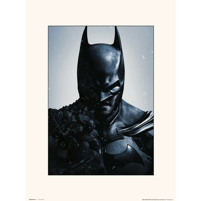 DC COMICS BATMAN ARKHAM ORIGINS