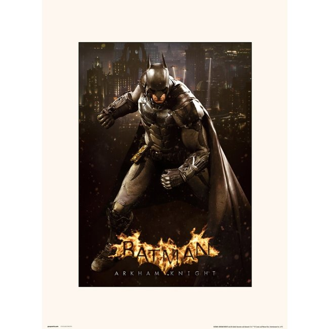 DC COMICS BATMAN ARKHAM KNIGHT