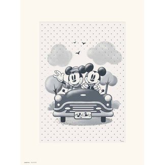 DISNEY MICKEY & MINNIE TRAVEL