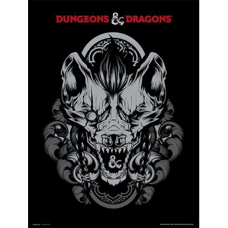 DUNGEONS & DRAGONS GNOLL
