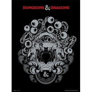DUNGEONS & DRAGONS BEHOLDER