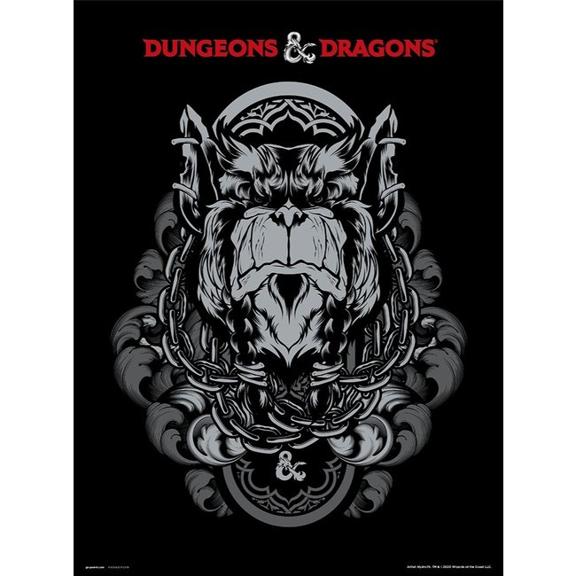 DUNGEONS & DRAGONS BUGBEAR