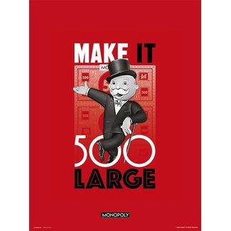 MONOPOLY MAKE IT 500 LARGE