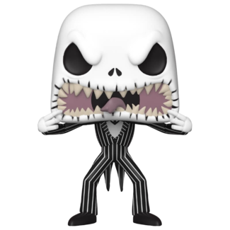 Funko Pop! Disney: The Nightmare Before Christmas - Jack (Scary Face)