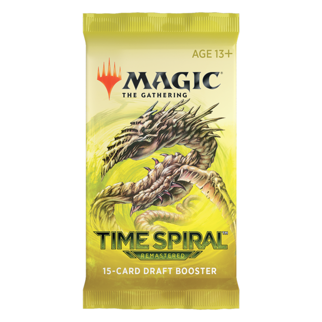 Wizards Of The Coast MTG TSR TIME SPIRAL REMASTERED BO