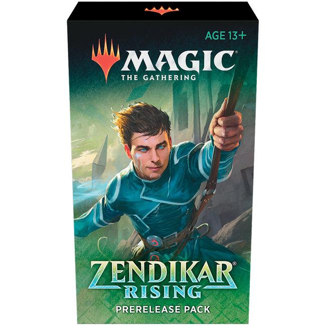 Wizards Of The Coast MTG Zendikar Rising Pre Release Packs