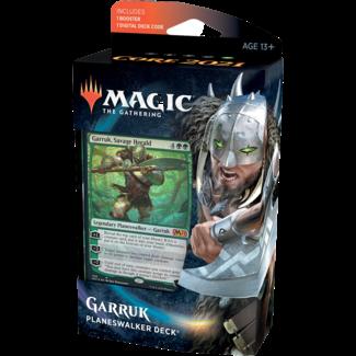Wizards Of The Coast Magic the Gathering Core Set 2021 Planeswalker Decks English - Garruk
