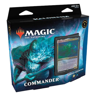 Wizards Of The Coast Commander Deck Kaldheim: Phantom Premonition
