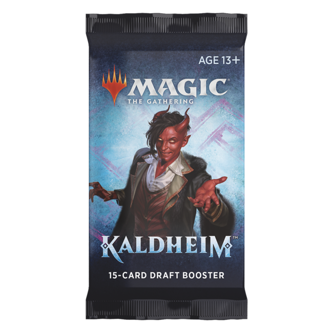Wizards Of The Coast Draft Booster Kaldheim