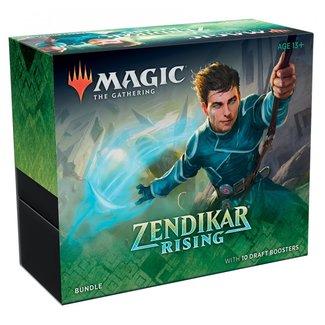 Wizards Of The Coast Magic the Gathering Zendikar Rising Bundle
