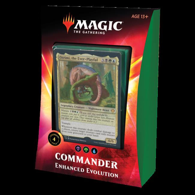 Wizards Of The Coast Commander 2020 Ikoria - Enhanced Evolution