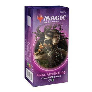 Wizards Of The Coast Magic the Gathering Challenger Deck 2020 - Final Adventure