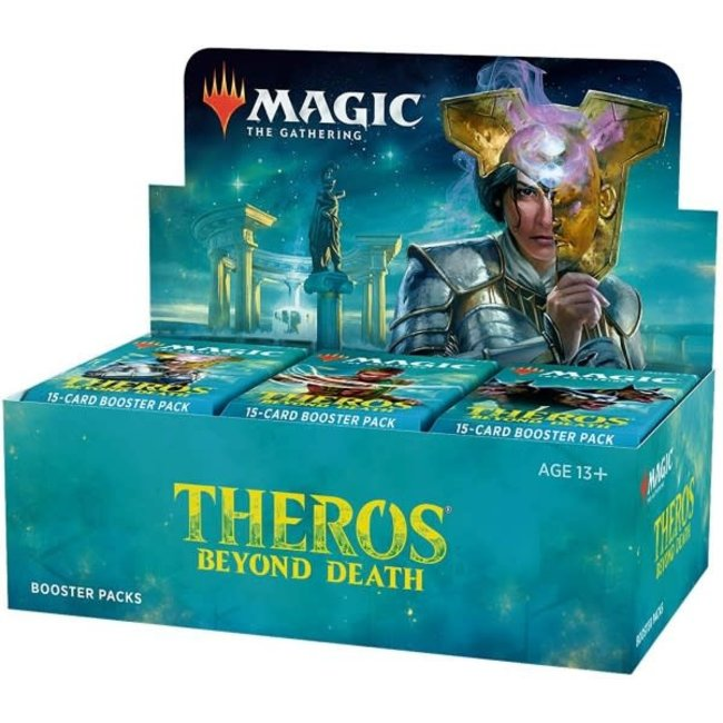 Wizards Of The Coast Magic the Gathering Theros Beyond Death Booster Display