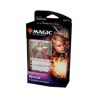 Wizards Of The Coast Magic the Gathering Throne Of Eldraine Planeswalker Deck - Rowan