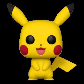 Funko Pop! Games: Pokémon - Pikachu