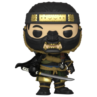 Funko Pop! Games: Ghost of Tsushima - Jin Sakai