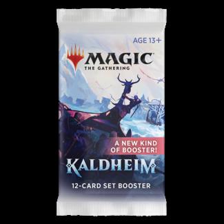 Wizards Of The Coast Set Booster Kaldheim