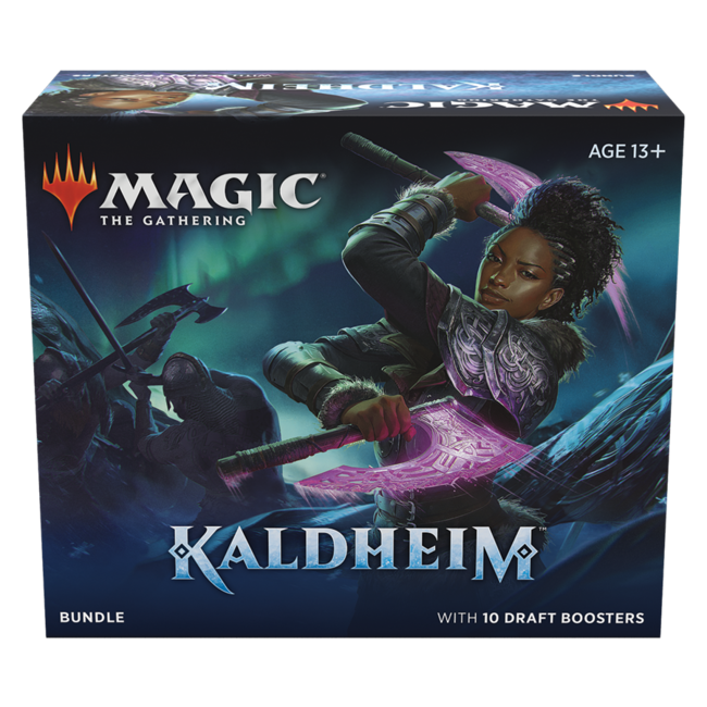 Wizards Of The Coast MTG KHM KALDHEIM BUNDLE